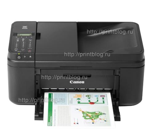 Скачать бесплатно драйвер для принтера Canon PIXMA MX494