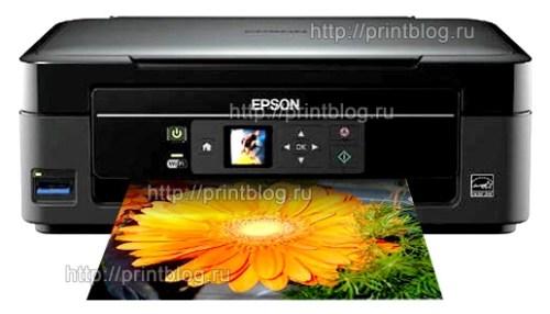 Скачать бесплатно драйвер для принтера Epson Stylus SX430W