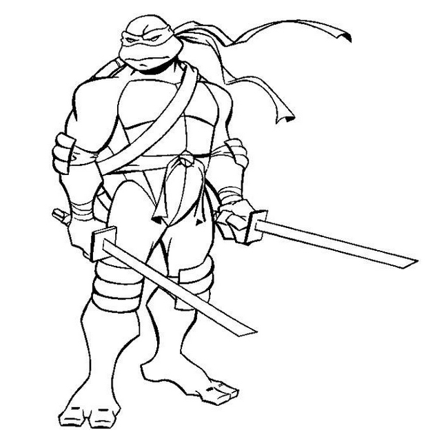 ninja turtles coloring pages 13 printable coloring pages