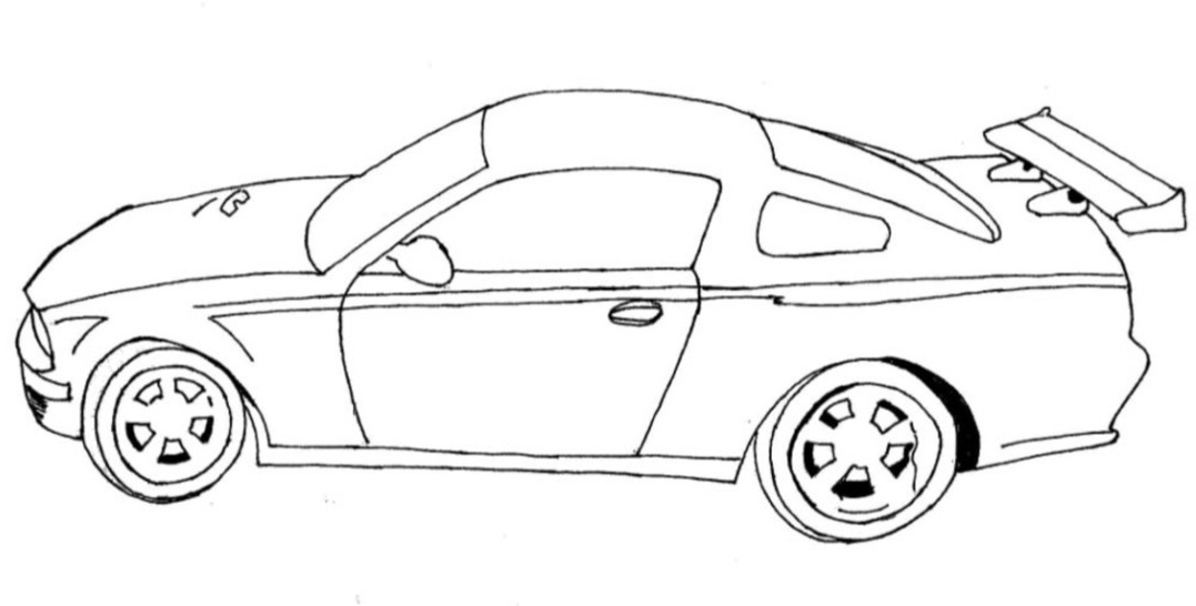45 race car coloring pages and crafts cakes for kids print color