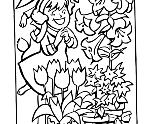 Free printables and coloring pages for kids, parents and teachers at ...