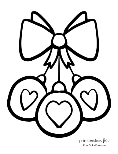 three-hearts-christmas-ornament-with-bow