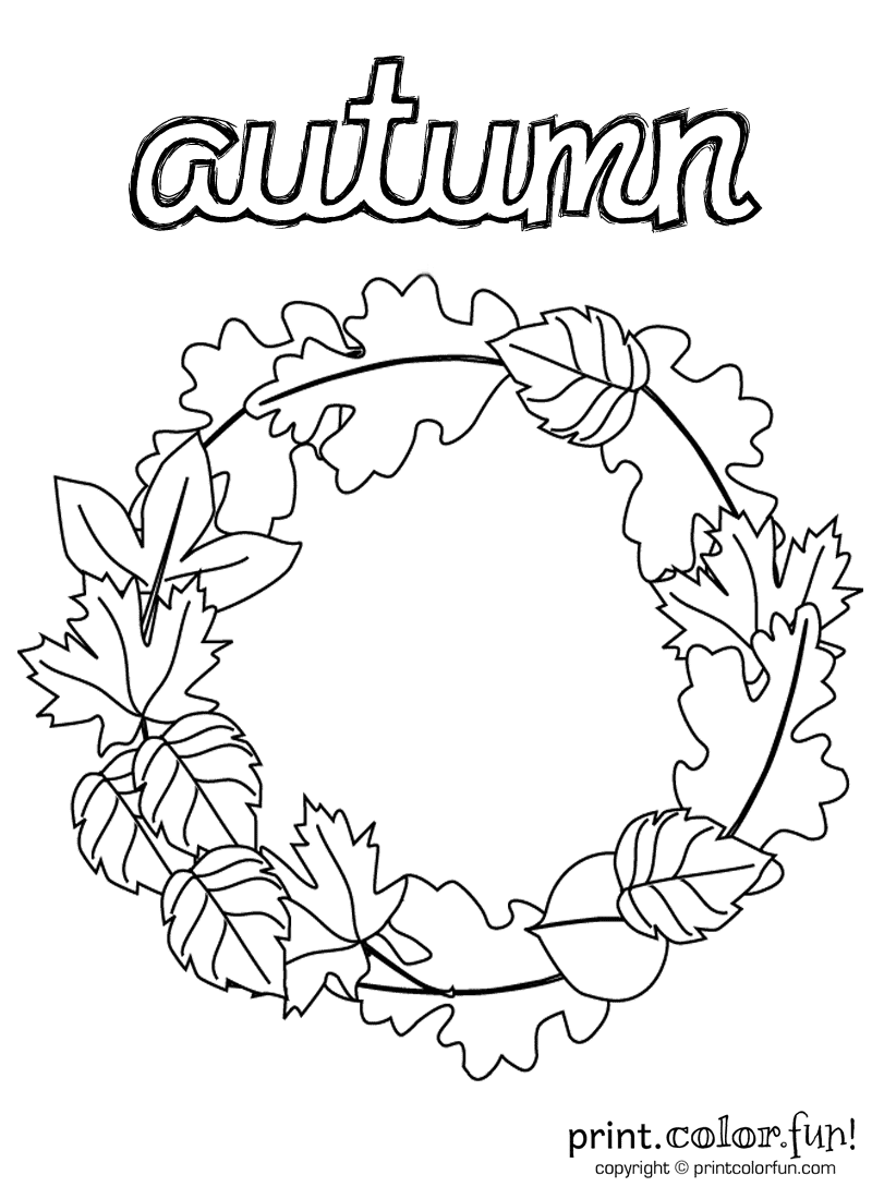 printable autumn coloring pages coloring pages amp pictures imagixs