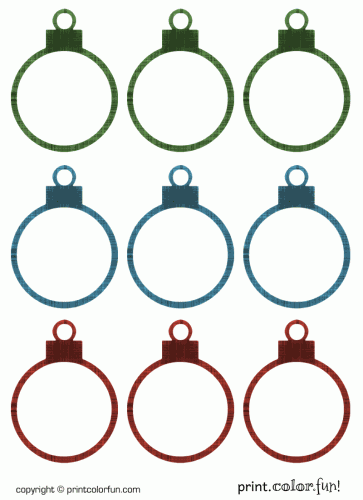 blank christmas ornament coloring page christmas decorating ideas
