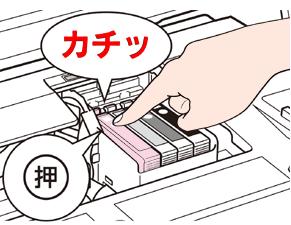インク交換