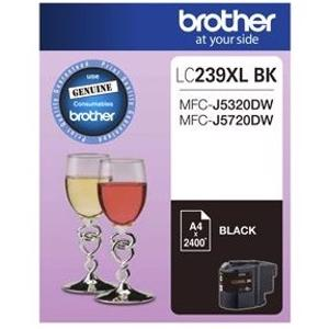 brother lc239xl black ink cartridge