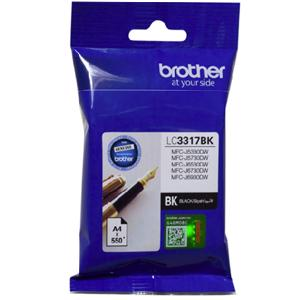 brother lc3317 black ink cartridge