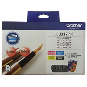 brother lc3317 value pack