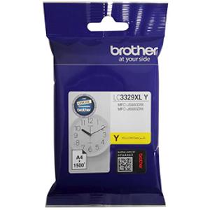 brother lc3329xl yellow ink cartridge