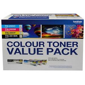 brother tn255 value pack