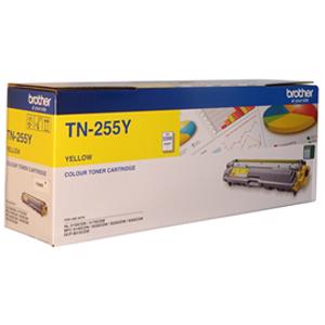 brother tn255 yellow toner cartridge