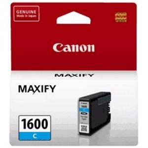 canon 1600xl cyan ink cartridge