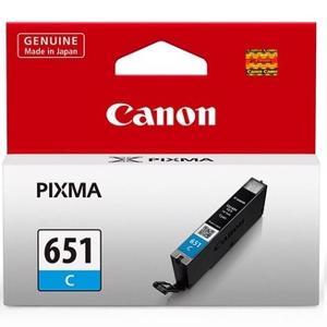 canon 651 cyan ink cartridge