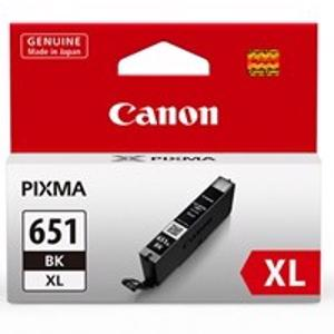 canon 651xl black ink cartridge