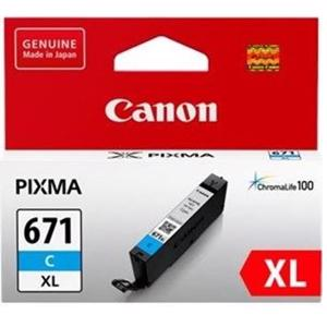 canon 671xl cyan ink cartridge