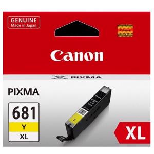 canon 681 yellow ink cartridge