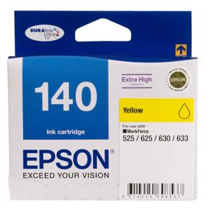 epson 140 yellow ink cartridge