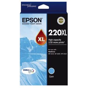 epson 220xl cyan ink cartridge