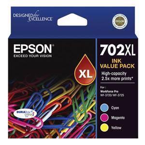 epson 702xl value pack ink cartridge