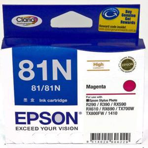 epson 81n magenta ink cartridge