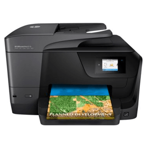 hp 8710 multi function printer