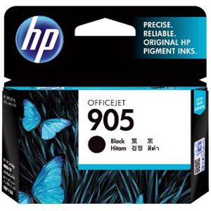 hp 905 black printer ink