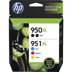 hp 950xl value pack printer ink