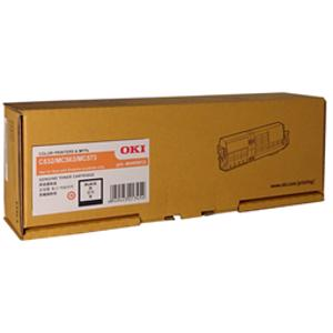 oki 46490612 black toner cartridge