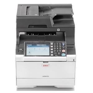 oki mc573dn colour laser printer