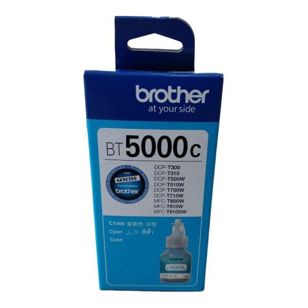 Brother BT5000C Cyan Original Ink Bottle