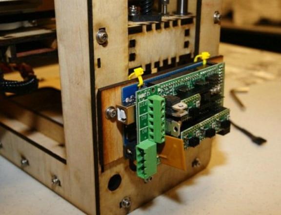 Плата управления 3D принтером