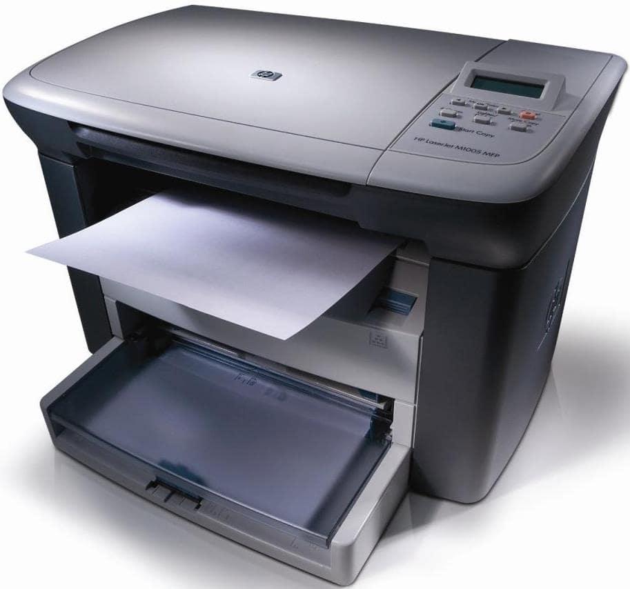 скачать драйвер Hp Laserjet M1005 Mfp для сканера img-1