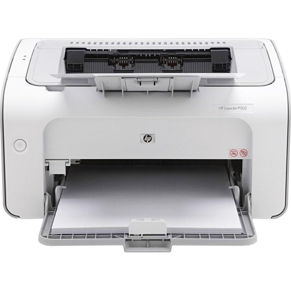 Скачать драйвер для принтера hp р1102