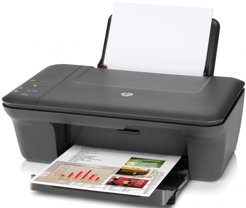 Скачать драйвер для принтера hp струйный