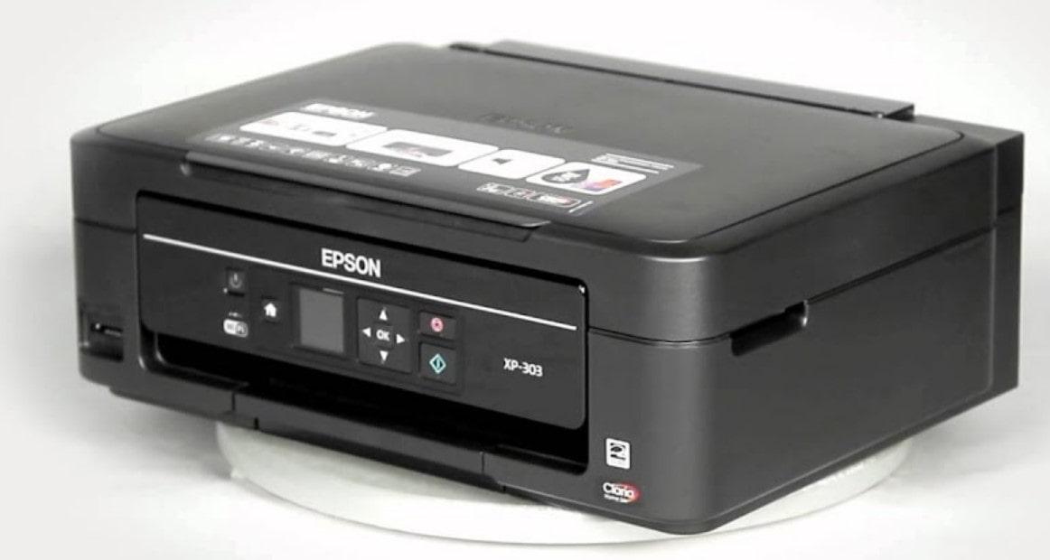 Скачать драйвер для принтера эпсон хр 303