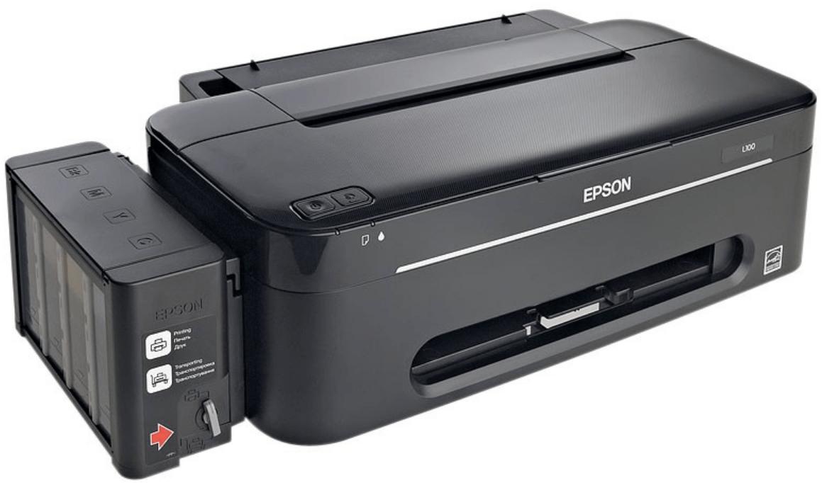 Epson L200 драйвер скачать - фото 9