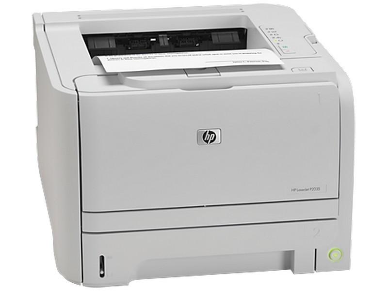 Скачать драйвер принтер hp laserjet 2035 скачать бесплатно