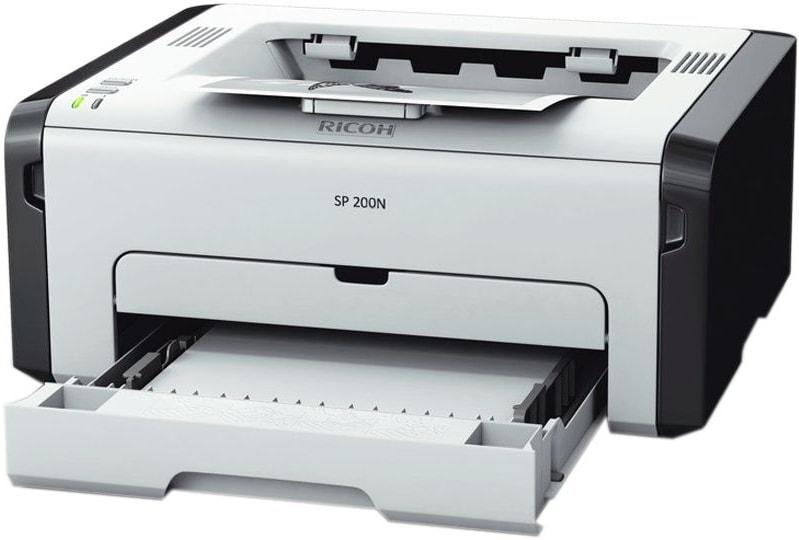 Скачать драйвер для принтера рикон сп 100