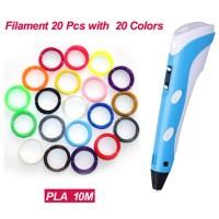 3D-ручка PLA