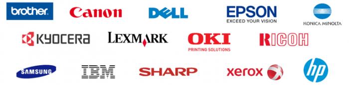 Printer Repair Brands Imaging Tech AV