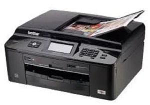 Brother J825DW Printer Driver