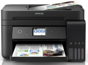 Epson L6191 scanner driver