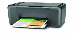 HP Deskjet F2480 All-in-One Driver