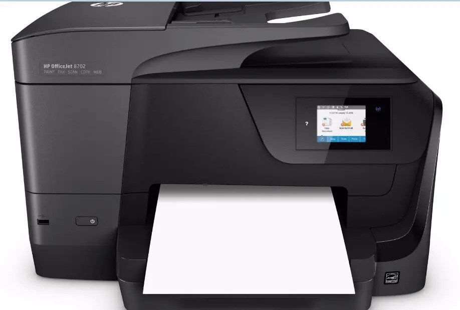 HP OfficeJet 8702 Drivers and Software for Windows & Mac