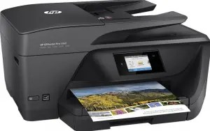 HP OfficeJet Pro 6968 Drivers and Softtware