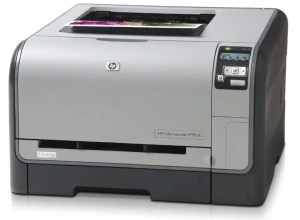 HP Color LaserJet CP1515n driver software