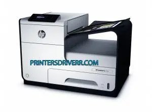 HP PageWide Pro 452dn Driver Software