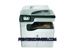 HP PAGEWIDE MANAGED COLOR MFP P77960 Driver Download