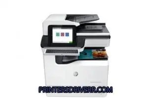 HP PageWide Managed Color MFP E77650 Driver Download