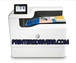 HP PageWide Managed Color P75250 Driver Download